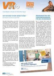 Aktuelle Ausgabe - VR-Bank Rhein-Sieg eG
