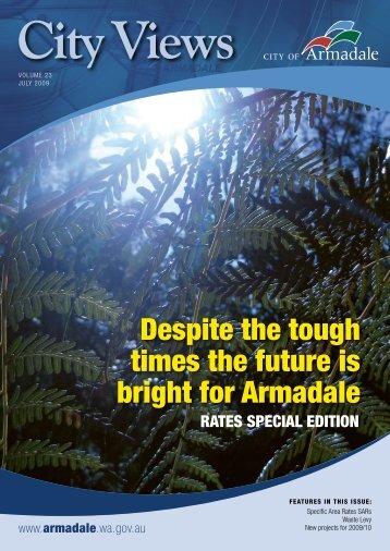 Volume 23 July 2009 (PDF 792 KB) - City of Armadale