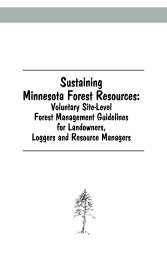 MFRC_Revised Forest Management Guidelines - Minnesota Forest ...