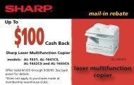 laser multifunction copier - Azerty.com