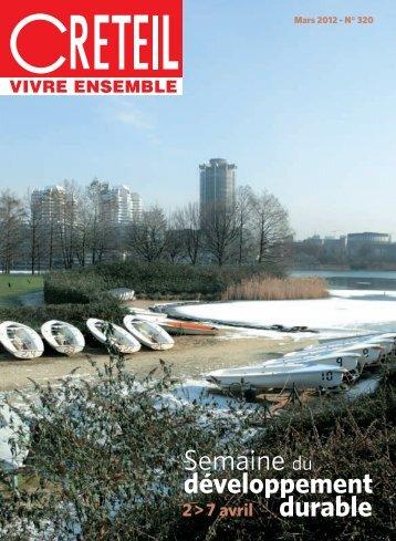 Vivre Ensemble Mars 2012 - Créteil
