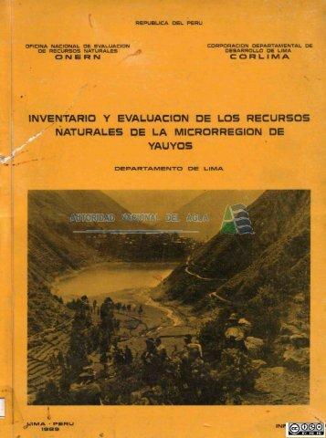 P01 03 82-volumen 1.pdf - Biblioteca de la ANA.