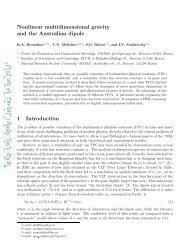 arXiv:1301.3098v1 [gr-qc] 14 Jan 2013