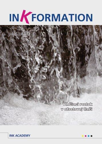Vlhčiaci roztok v ofsetovej tlači - Europapier