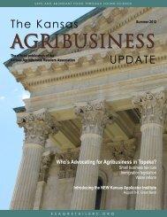 Summer 2012 - Kansas Agribusiness Retailers Association