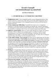 Merete Markussen.pdf - Pedagogisk senter