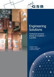Engineering Solutions - GSB