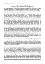 Der Heilige Stein des Wawel Geomantischer ... - Thomas Ritter Reisen