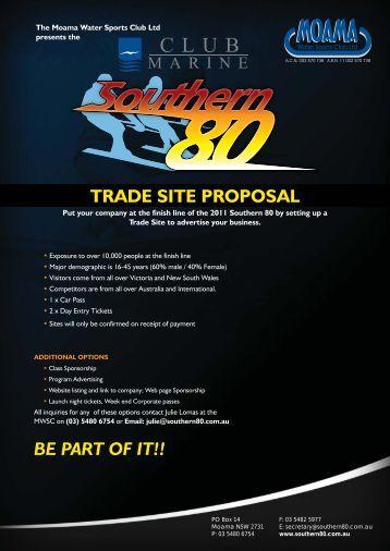 Trade Site Proposal.pdf - Southern 80