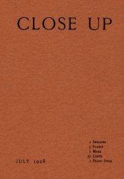 III I - Modernist Magazines Project