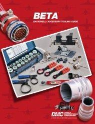Backshell Tools - Pan Pacific Electronics