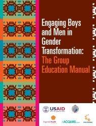 Group Education Manual - Promundo