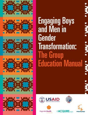 Group Education Manual - Promundo