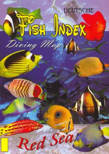 deutscher fischindex rotes meer - Fun Dive Club