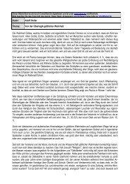 1 Autor: Adolf Heller Thema: Von der Überlogik göttlicher ... - Kahal.De
