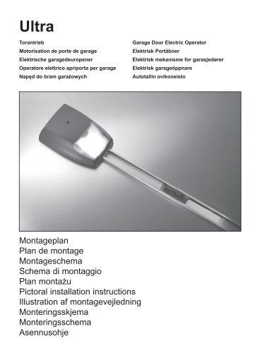 Montageanleitung Ultra - Bildteil - Normstahl