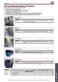 Alcolock Kits für Gefangenentransporte Waffenhalter-Systeme ... - Seite 5