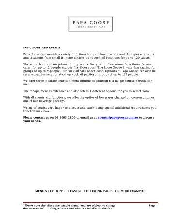 Papa Goose Function Menu 2013.pdf