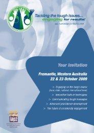 Registration - International Association for Public Participation ...