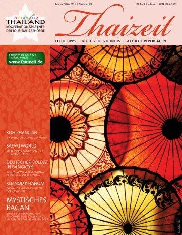 MYSTISCHES BAGAN - Thaizeit