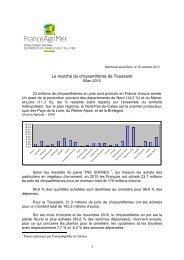 (Le marché du chrysanthème de Toussaint 2010) - FranceAgriMer