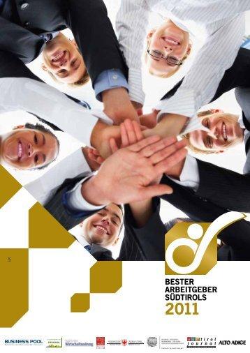 Broschure BAS 2011 - Business Pool