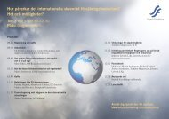Hur påverkar det internationella skeendet försäkringsbranschen ...