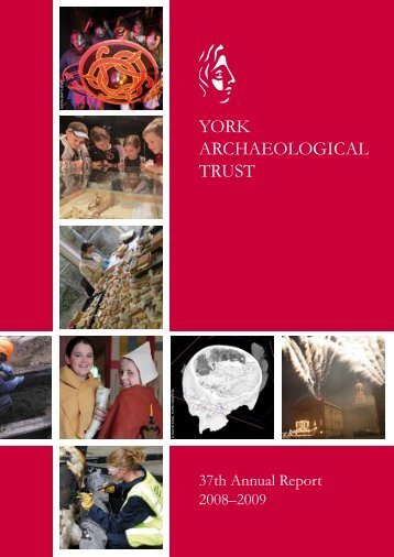 2008-9 - York Archaeological Trust