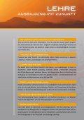 Tiroler Fachberufsschulen zum Thema Lehre - VISIO-Tirol - Page 3