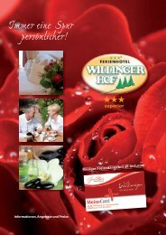 PDF Download - Hotel Willinger Hof