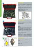 GOVONI - Specialty Automotive Tools - www.govoni.it 9 Timing tools ... - Page 5