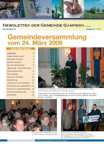Datei herunterladen - .PDF - Gampern