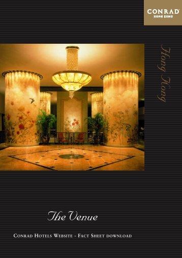 Hong Kong The Venue - Hilton