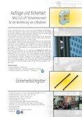 Sicherheitstrittmatten - Carlo Gavazzi AG - Seite 6