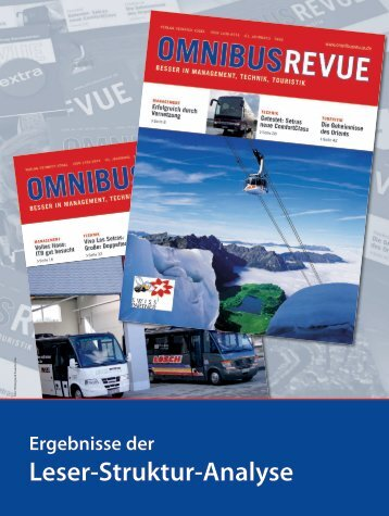 Leser-Struktur-Analyse - OmnibusRevue