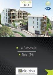 La Passerelle Sète (34) - EGI Patrimoine