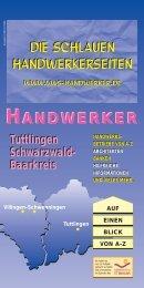 03/07 Tuttlingen/Schwarzwald-Baarkreis - VWS Handwerker - Das ...