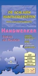 06/06 Enzkreis mit Pforzheim - VWS Handwerker - Das ...