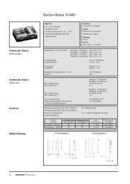 Karten-Relais H-045
