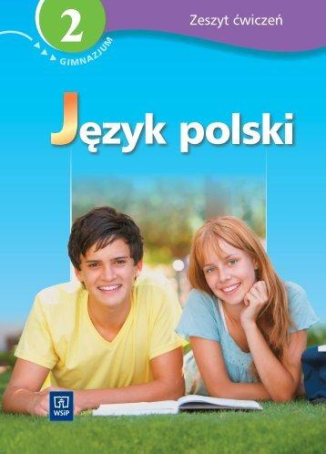 O przymiotniku i przysïówku - Sklep Internetowy WSiP