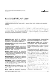 Full-Text PDF - Macedonian Journal of Medical Sciences