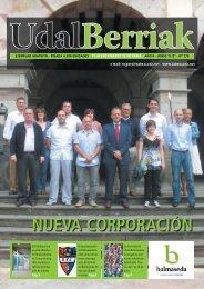 Udalberriak 139 Castellano.pdf - Ayuntamiento de Balmaseda