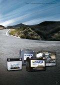 PROGRAMUL DE BATERII VARTA FUNSTART - Baterii auto - Page 5