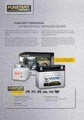 PROGRAMUL DE BATERII VARTA FUNSTART - Baterii auto - Page 6