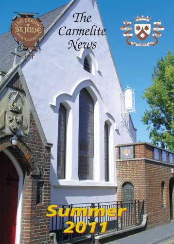 Carmelite News