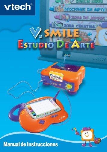 Estudio de Arte - Console V.Smile