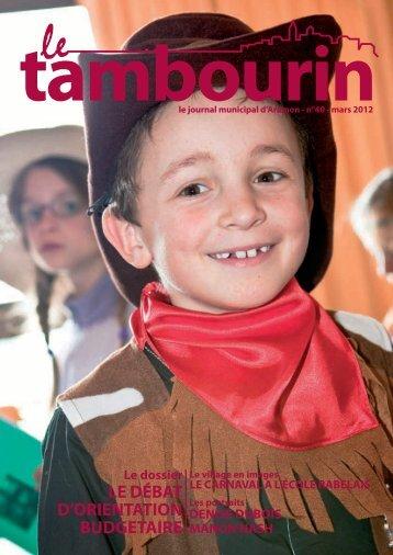 11 mars 2012 - Aramon.fr