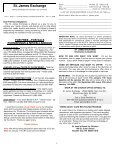 St. James Parish ~ Menomonee Falls, WI - Page 5