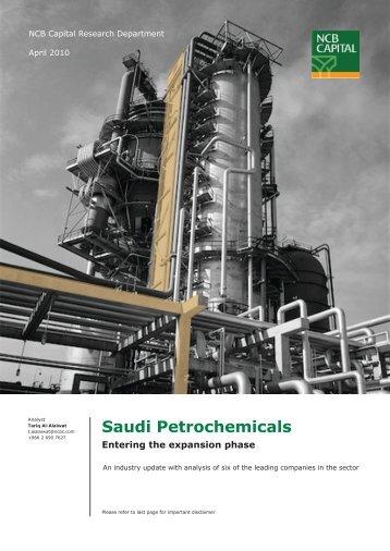 Saudi Petrochemicals - NCBC
