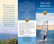 San Luis Reservoir - Mappery